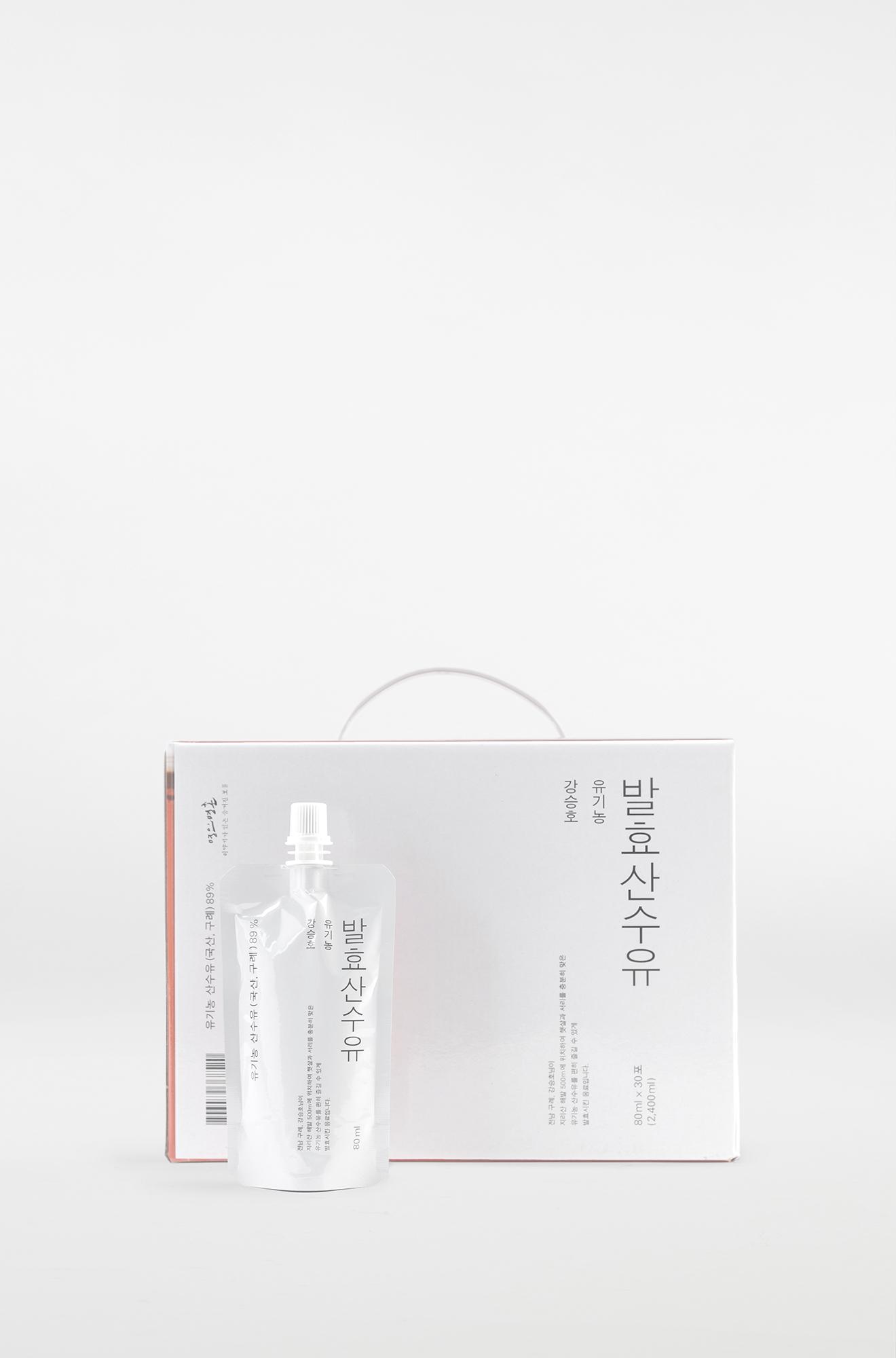 강승호 발효 산수유