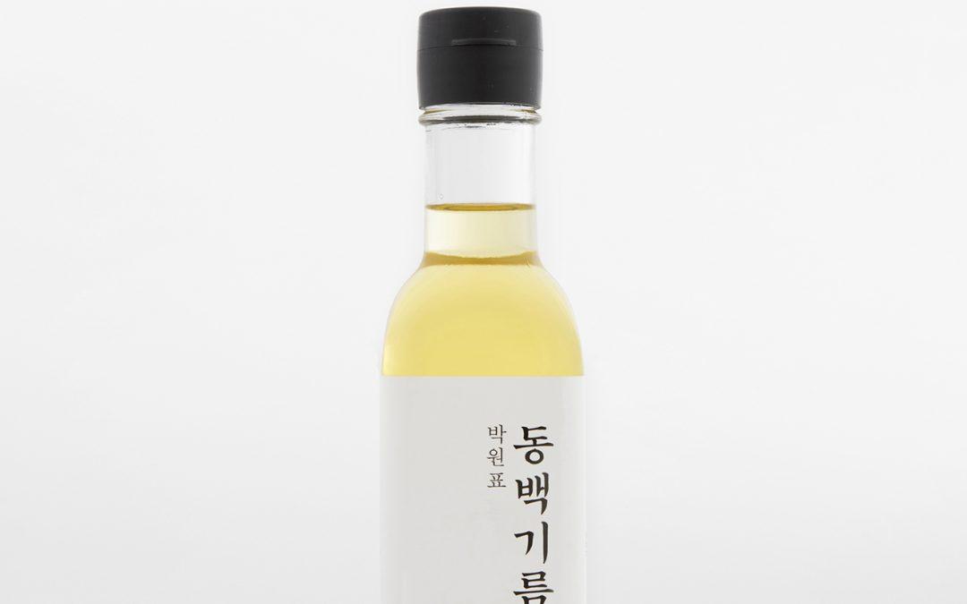 박원표 동백기름